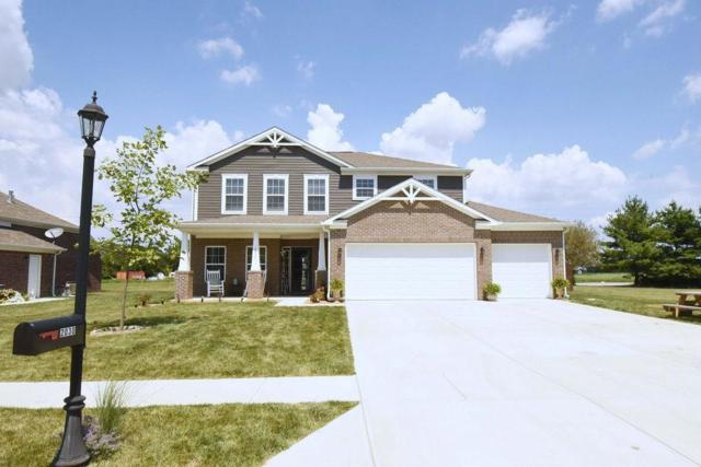 2030 Gosling Court, Franklin, IN 46131 (MLS #21658617) :: Mike Price Realty Team - RE/MAX Centerstone
