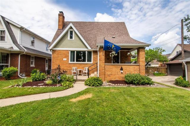 966 N Graham Avenue, Indianapolis, IN 46219 (MLS #21658857) :: Mike Price Realty Team - RE/MAX Centerstone