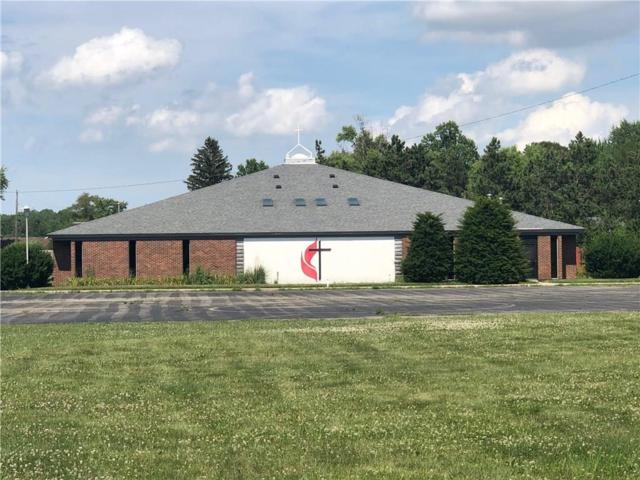 500 E North Street, Arcadia, IN 46030 (MLS #21658970) :: Mike Price Realty Team - RE/MAX Centerstone