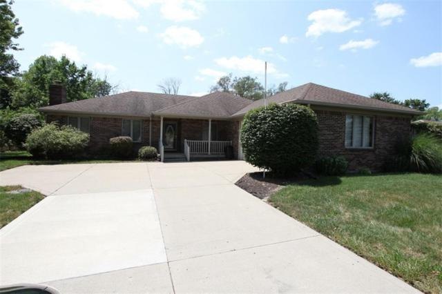 11105 N Pheasant, Fairland, IN 46126 (MLS #21658980) :: The Indy Property Source