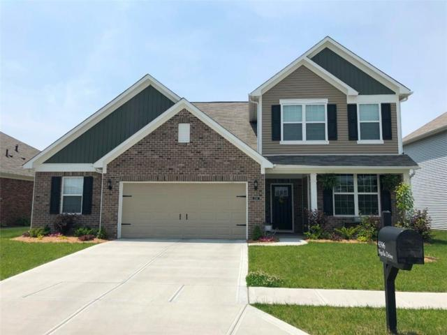 4396 Nigella Drive, Plainfield, IN 46168 (MLS #21659201) :: HergGroup Indianapolis