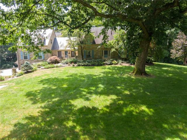 1599 Northwood Drive, Indianapolis, IN 46240 (MLS #21659255) :: Your Journey Team