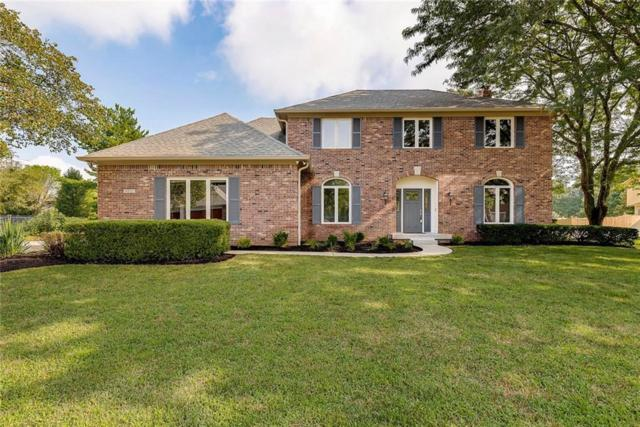 4830 Brentridge Court, Greenwood, IN 46143 (MLS #21659298) :: Heard Real Estate Team   eXp Realty, LLC