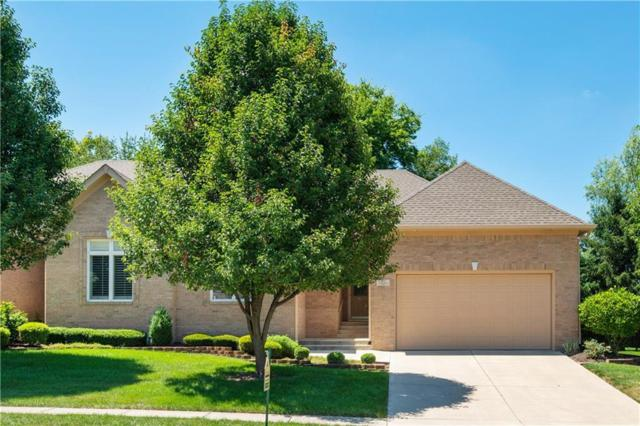 1454 Heron Ridge Boulevard, Greenwood, IN 46143 (MLS #21659380) :: The Indy Property Source