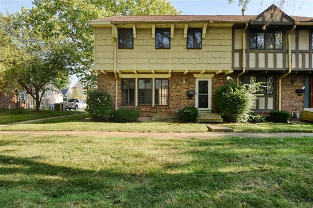 8013 E 20TH Street, Indianapolis, IN 46219 (MLS #21659495) :: The Indy Property Source