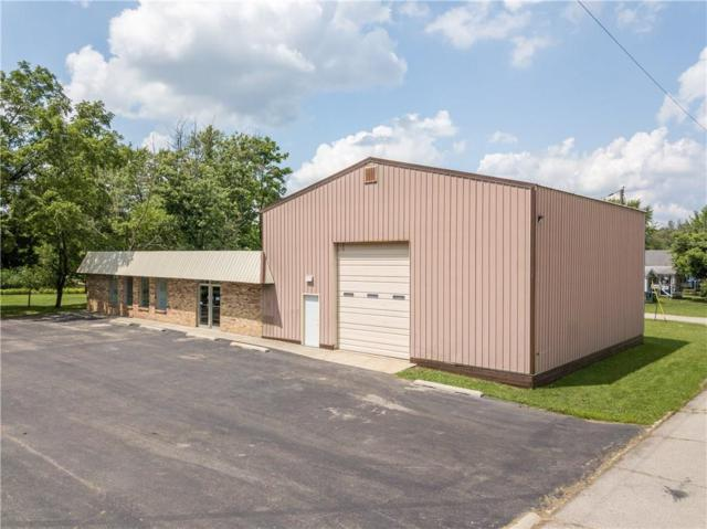 2630 Brown Street, New Castle, IN 47362 (MLS #21659562) :: Mike Price Realty Team - RE/MAX Centerstone