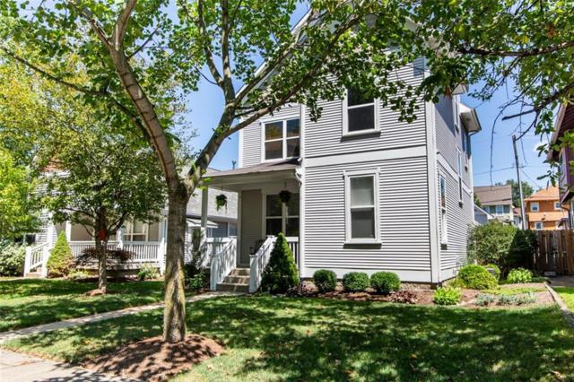 2251 N New Jersey Street, Indianapolis, IN 46205 (MLS #21659600) :: AR/haus Group Realty