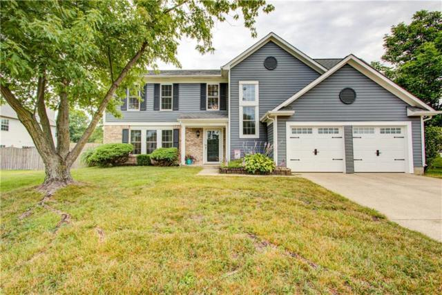 7743 Baywood Drive S, Indianapolis, IN 46236 (MLS #21659648) :: Mike Price Realty Team - RE/MAX Centerstone