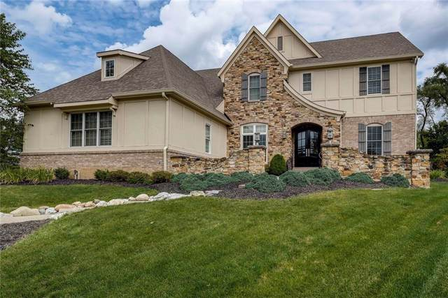 14563 Allen Pass Court, Carmel, IN 46033 (MLS #21659720) :: Mike Price Realty Team - RE/MAX Centerstone