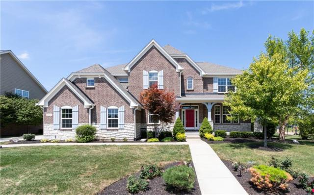2534 Heathermoor Park S, Carmel, IN 46074 (MLS #21659807) :: AR/haus Group Realty