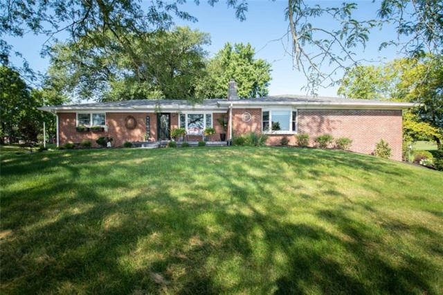 546 N County Road 300 E, Danville, IN 46122 (MLS #21659874) :: The Indy Property Source