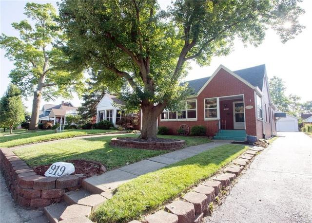 919 N Ritter Avenue, Indianapolis, IN 46219 (MLS #21659911) :: Mike Price Realty Team - RE/MAX Centerstone