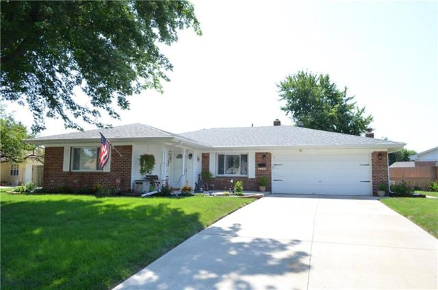 6123 Elaine, Speedway, IN 46224 (MLS #21660032) :: Mike Price Realty Team - RE/MAX Centerstone