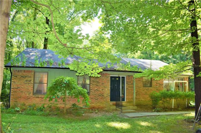 8438 N State Road 39, Mooresville, IN 46158 (MLS #21660088) :: Mike Price Realty Team - RE/MAX Centerstone