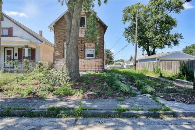 1814 New Street, Indianapolis, IN 46203 (MLS #21660170) :: The Indy Property Source