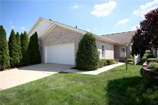 739 Shepherds Way, Greenwood, IN 46143 (MLS #21660236) :: The Indy Property Source