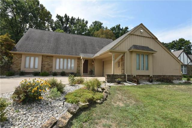 3915 Saddle Drive, Columbus, IN 47203 (MLS #21660256) :: Your Journey Team