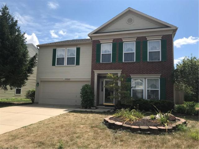 10143 Holly Berry Circle, Fishers, IN 46038 (MLS #21660295) :: AR/haus Group Realty