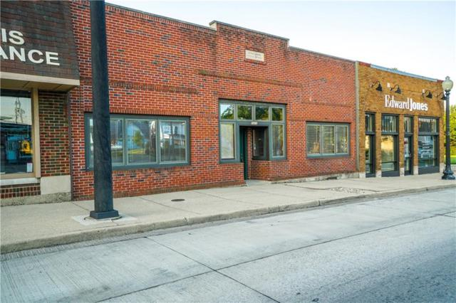 1111 Broad Street, New Castle, IN 47362 (MLS #21660394) :: Mike Price Realty Team - RE/MAX Centerstone