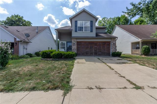 11250 Harrington Lane, Fishers, IN 46038 (MLS #21660472) :: Mike Price Realty Team - RE/MAX Centerstone