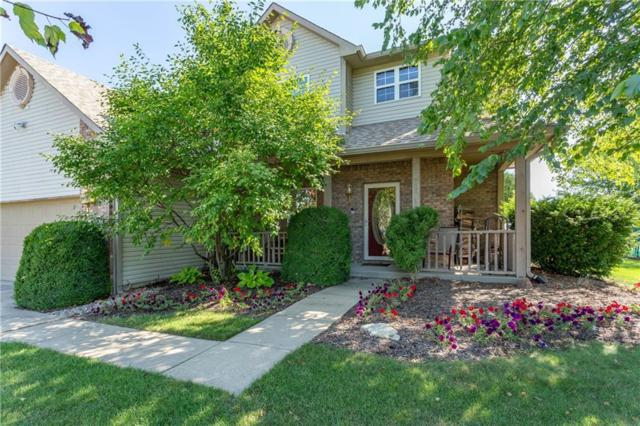 12915 Whitehaven Lane, Fishers, IN 46038 (MLS #21660732) :: Mike Price Realty Team - RE/MAX Centerstone