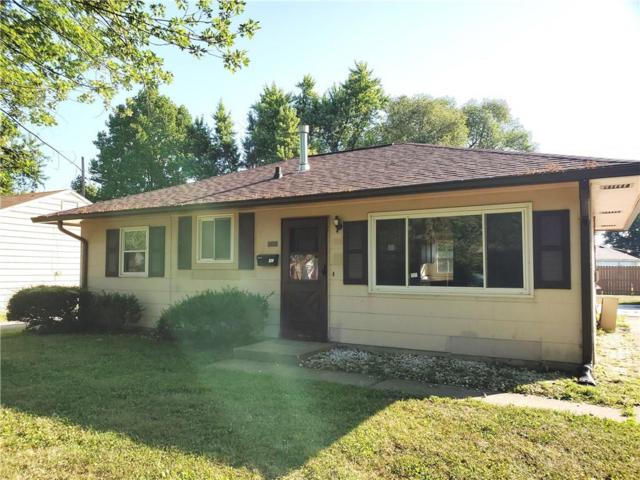 2409 Foxhall Drive, Lafayette, IN 47909 (MLS #21660764) :: Mike Price Realty Team - RE/MAX Centerstone