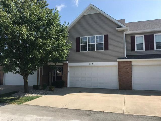 558 Gibson Drive, Westfield, IN 46074 (MLS #21660827) :: The Indy Property Source