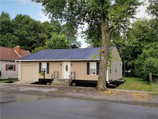 109 S Broadway Street, North Salem, IN 46165 (MLS #21660907) :: Mike Price Realty Team - RE/MAX Centerstone
