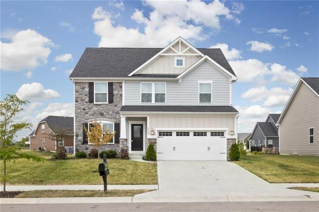 13482 Moorcroft Drive, Fishers, IN 46037 (MLS #21660947) :: AR/haus Group Realty