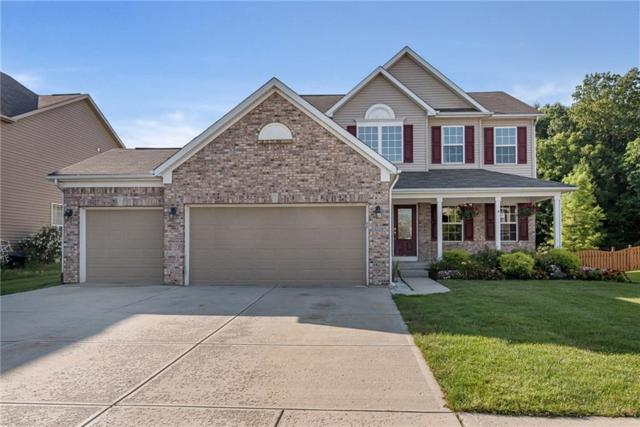 6153 Saw Mill Drive, Noblesville, IN 46062 (MLS #21660996) :: AR/haus Group Realty
