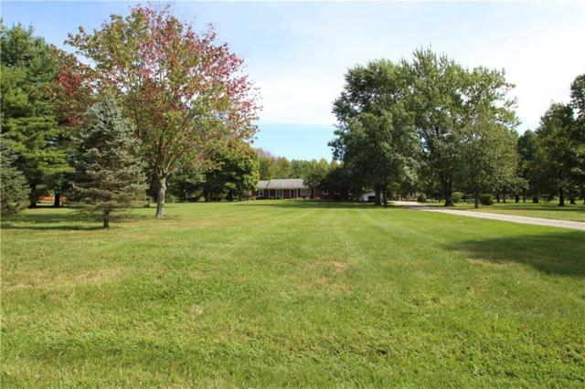 9583 S County Road 100 E, Clayton, IN 46118 (MLS #21660998) :: The Indy Property Source