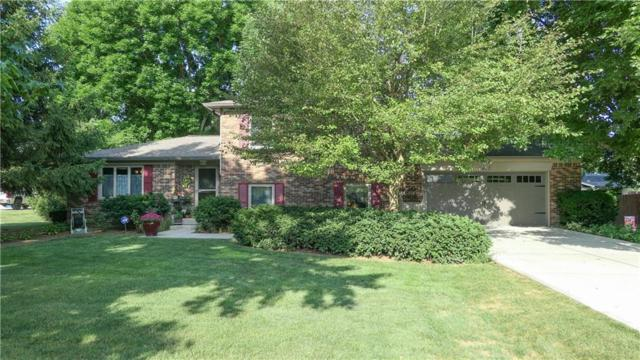 2412 Fisher Road, Indianapolis, IN 46239 (MLS #21661017) :: David Brenton's Team
