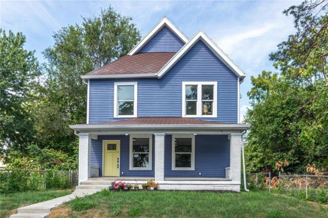 2530 N Guilford Avenue, Indianapolis, IN 46205 (MLS #21661077) :: The Indy Property Source