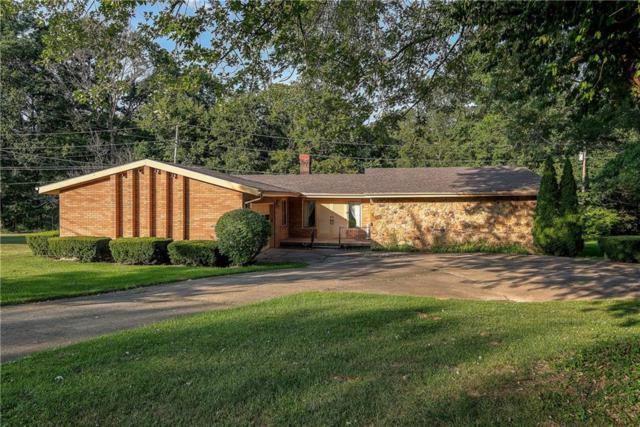 460 S Woodlawn Drive, North Vernon, IN 47265 (MLS #21661096) :: Richwine Elite Group