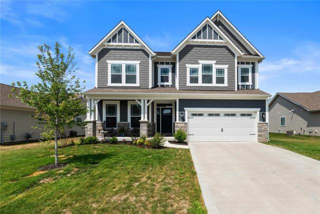 8836 Wicklow Way, Brownsburg, IN 46112 (MLS #21661178) :: Mike Price Realty Team - RE/MAX Centerstone