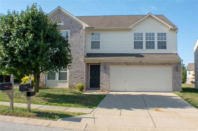 830 Daybreak Drive, Avon, IN 46123 (MLS #21661196) :: AR/haus Group Realty