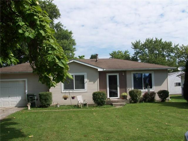 1128 E Third Street, Greenfield, IN 46140 (MLS #21661214) :: AR/haus Group Realty