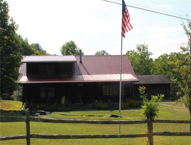 536 Park Lane, Nashville, IN 47448 (MLS #21661237) :: FC Tucker Company