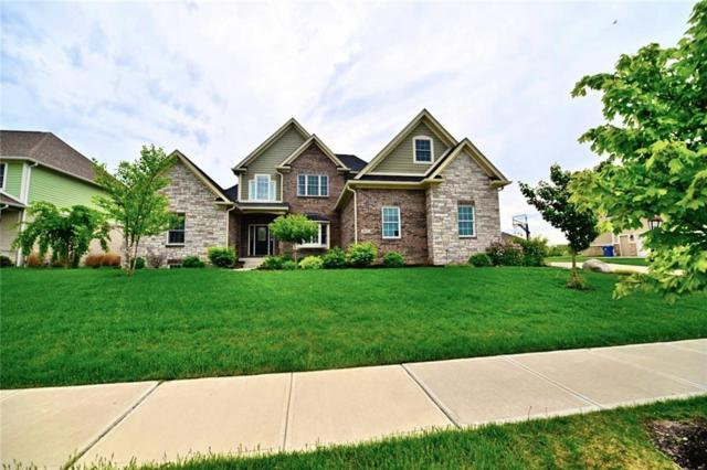 9977 Backstretch Row, Fishers, IN 46040 (MLS #21661256) :: Mike Price Realty Team - RE/MAX Centerstone