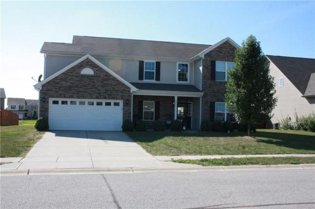 2816 Corlee Crescent, Brownsburg, IN 46112 (MLS #21661290) :: Mike Price Realty Team - RE/MAX Centerstone