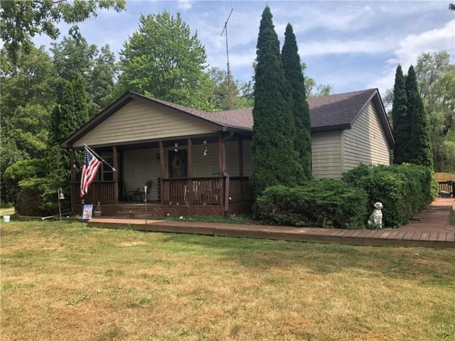 8148 S 650 W, Pendleton, IN 46064 (MLS #21661395) :: Mike Price Realty Team - RE/MAX Centerstone