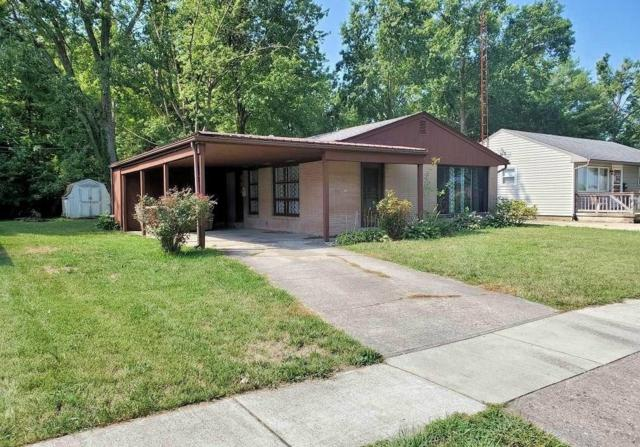 201 Myrtle Street, North Vernon, IN 47265 (MLS #21661421) :: Mike Price Realty Team - RE/MAX Centerstone