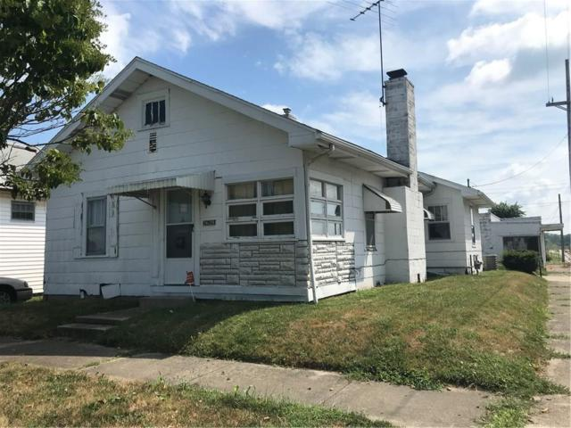 1400 E 27TH Street, Anderson, IN 46016 (MLS #21661435) :: The Star Team | RE/MAX Realty Group
