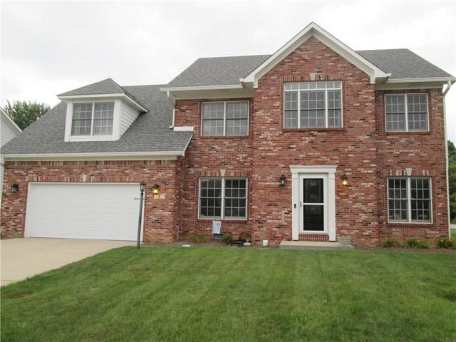 8 Oakmont Drive, Brownsburg, IN 46112 (MLS #21661546) :: Mike Price Realty Team - RE/MAX Centerstone