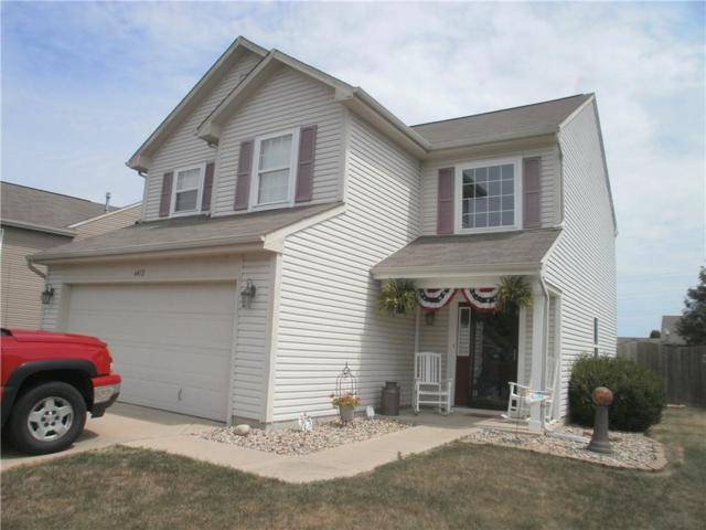 6412 Paramount Springs Drive, Anderson, IN 46013 (MLS #21661585) :: The Evelo Team