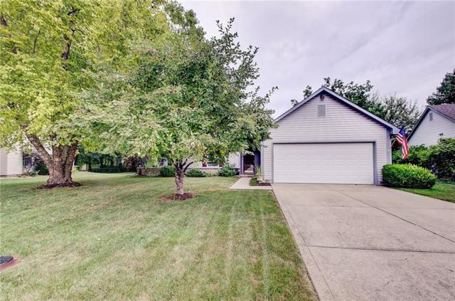 8449 Inland Drive, Avon, IN 46123 (MLS #21661641) :: The Evelo Team