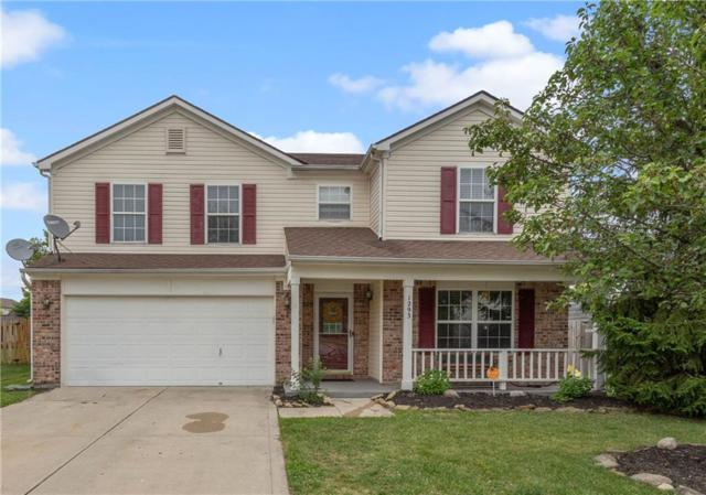 1293 River Ridge Drive, Brownsburg, IN 46112 (MLS #21661668) :: Mike Price Realty Team - RE/MAX Centerstone