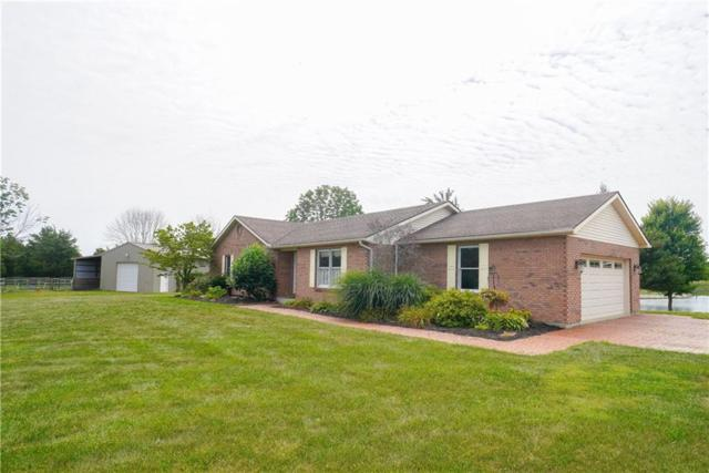 10126 Gilday Lane, Dillsboro, IN 47018 (MLS #21661680) :: Richwine Elite Group