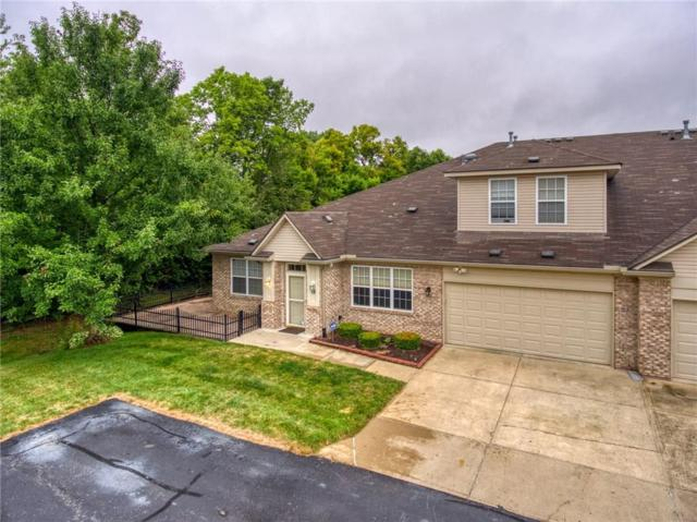 6872 Park Square Drive B, Avon, IN 46123 (MLS #21661786) :: The Evelo Team