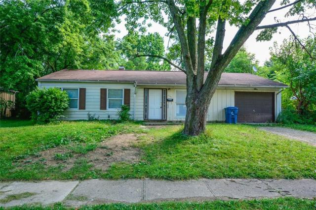3741 Decamp Drive, Indianapolis, IN 46226 (MLS #21661795) :: Richwine Elite Group